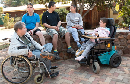 Disabled care facilities in Pretoria home for disabled; fulltime residence for disabled; full-time care for disabled.